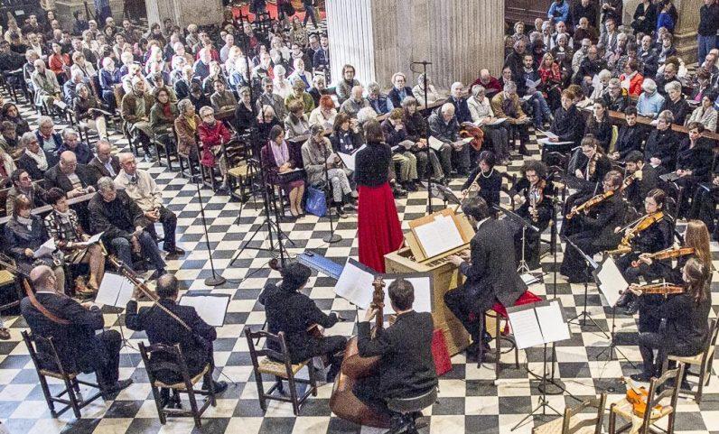 Coro Antiche Armonie & Ensemble Salomone Rossi