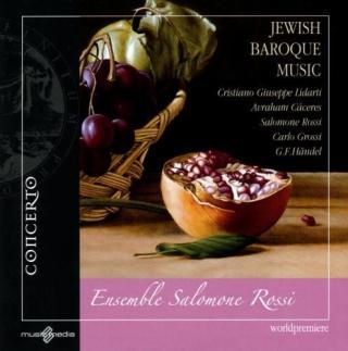 Jewish Baroque Music