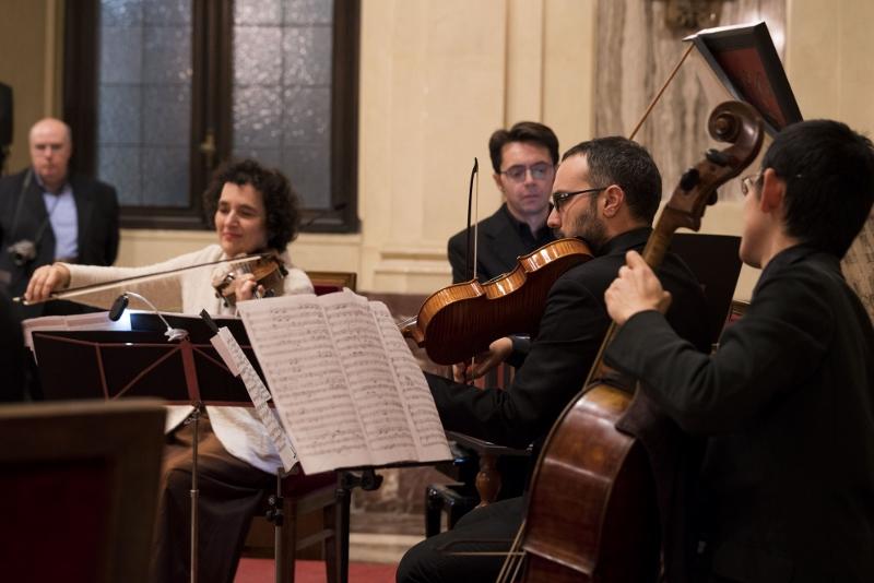 Ensemble Salomone Rossi a Istanbul per il Giorno della Memoria 2019