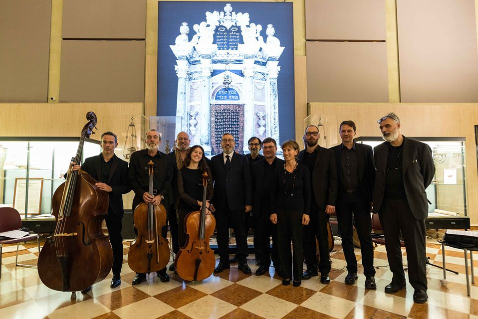 Canto dell'anima – Shiré Miqdash in concerto