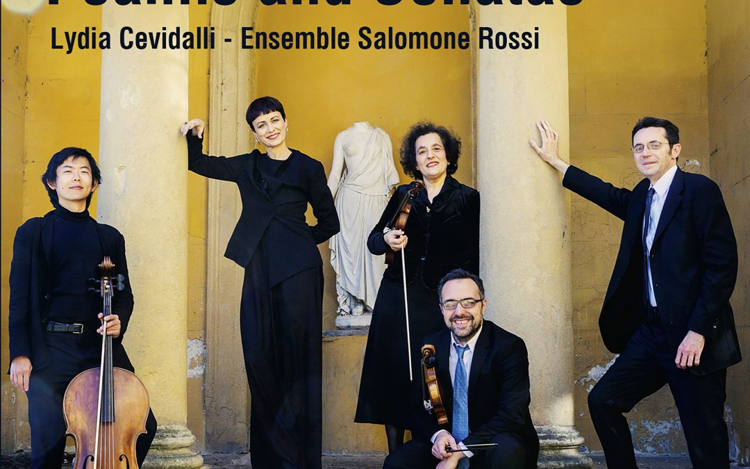 Nuovo CD dell'Ensemble Salomone Rossi