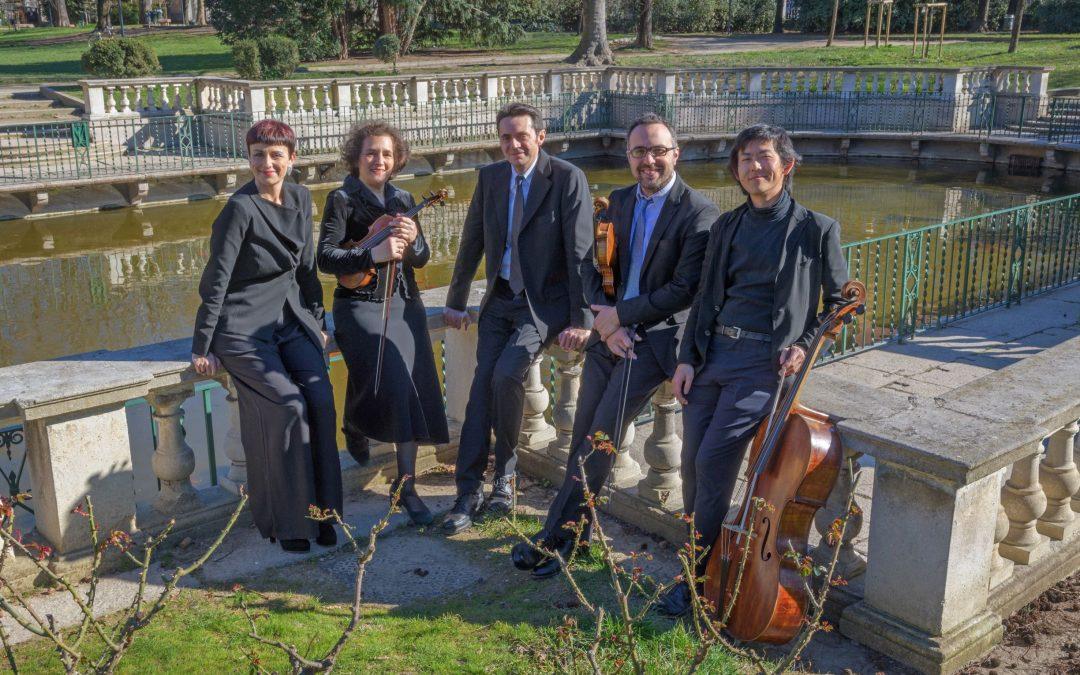 CD Benedetto Marcello Psalms and Sonatas, presentazione a Radio Popolare